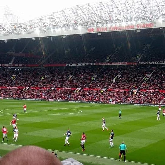 Vstupenky na Manchester United