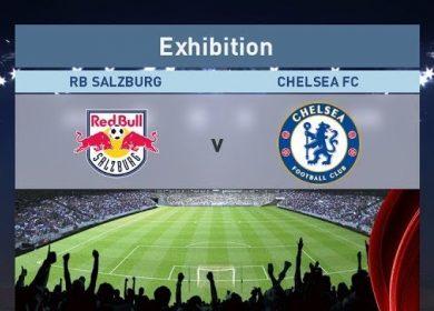 RB salsburg vs chelsea
