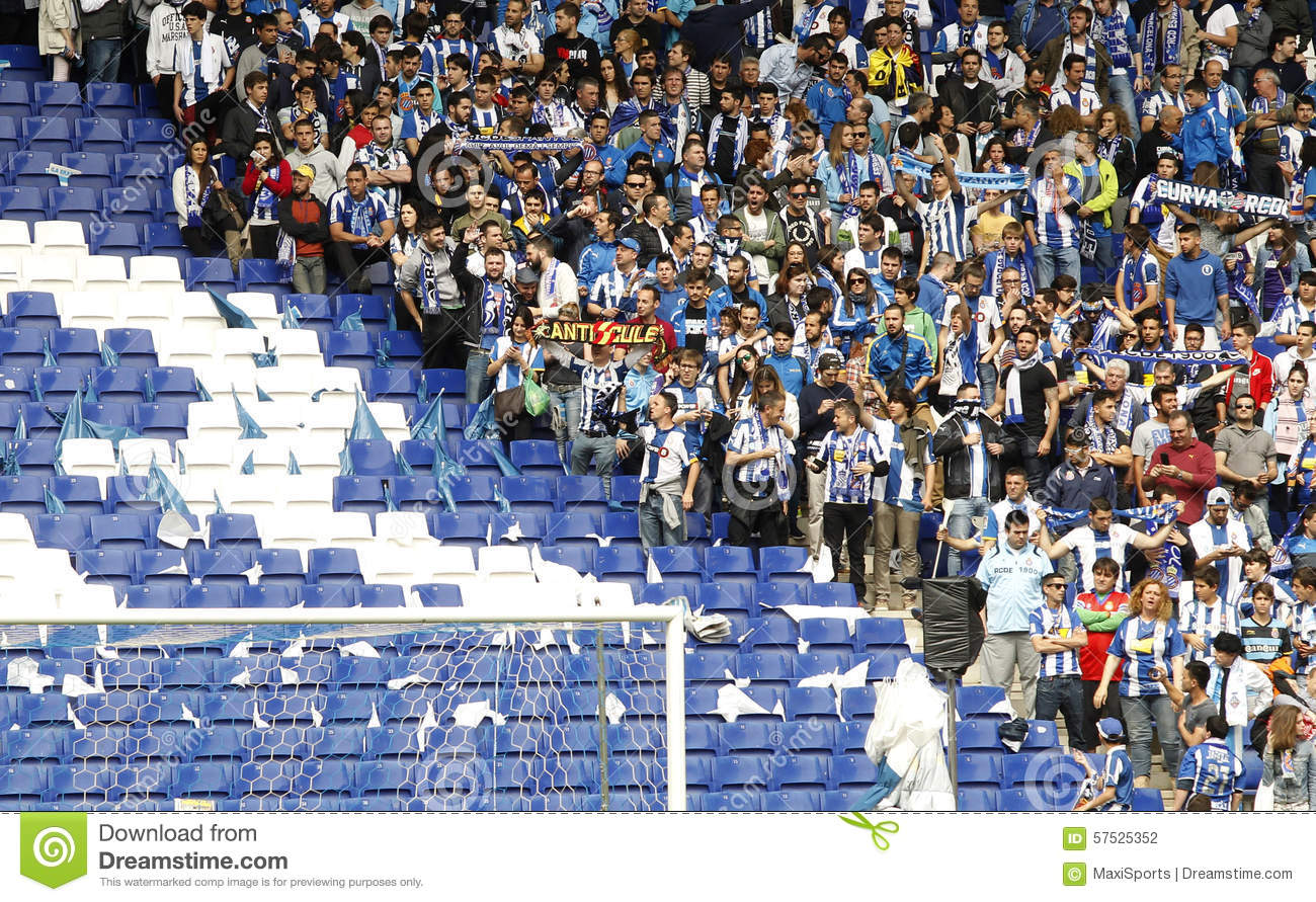 espanyol fans