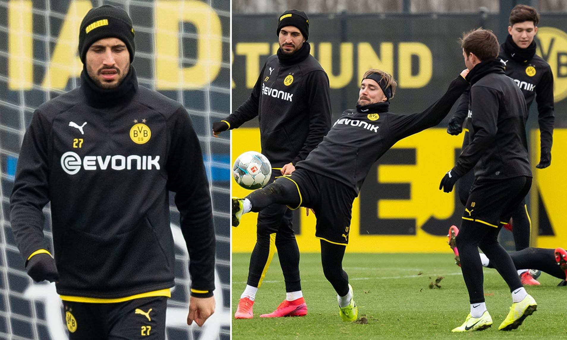 Borussia Dortmund hráči