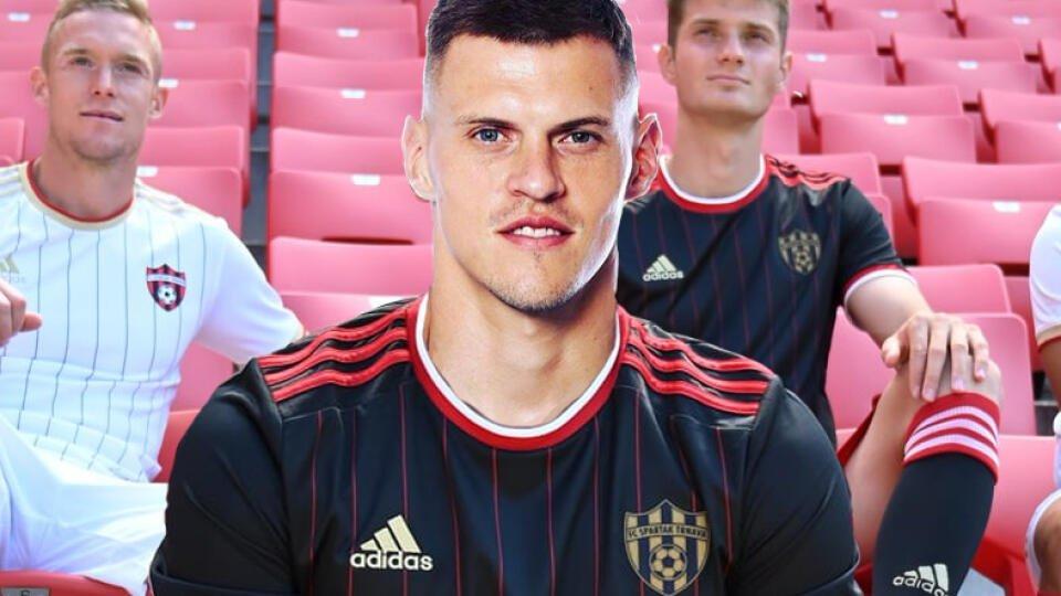 Martin Skrtel Spartak Trnava
